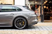 Spotted: Porsche Panamera Turbo Sport Turismo