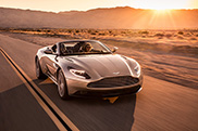 Revealed: Aston Martin DB11 Volante