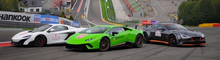Gran Turismo Spa 2017: Sanitas Per Automobilem