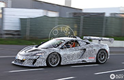 Is McLaren building a 675 LT GT3 race car, or...?