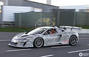 Is McLaren building a 675 LT GT3 race car, or...?