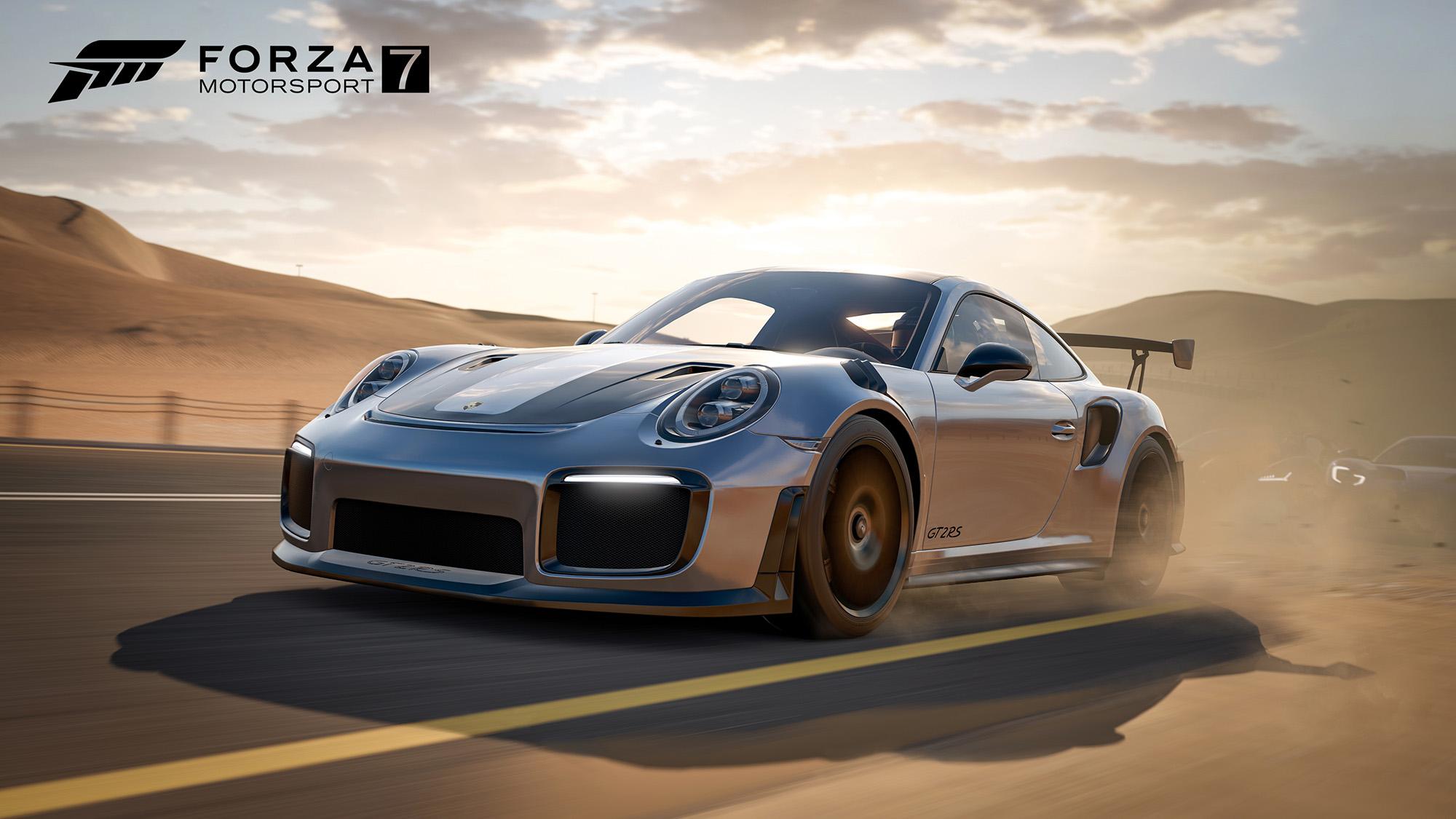 Review: Forza Motorsport 7 maakt racen toegankelijk