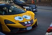 We komen nooit meer van Spongebob af