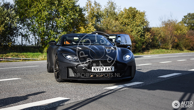 Slik! Aston Martin Vanquish wordt krankzinnig mooi
