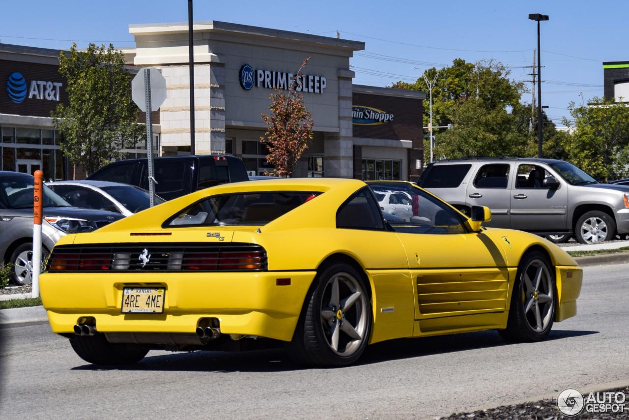 Ferrari 348 TS blijft aantrekkelijk