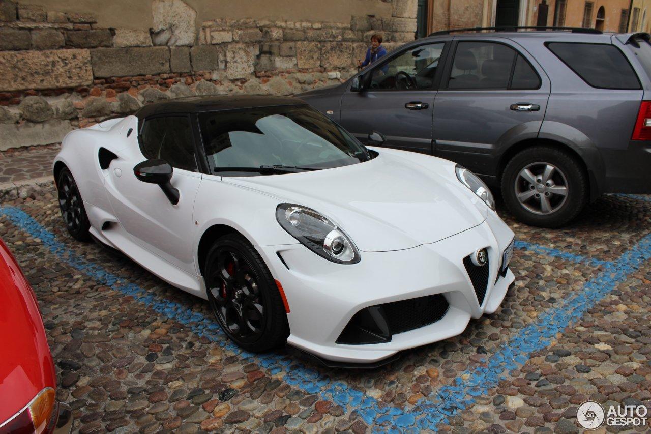Wat te doen met deze Alfa Romeo 4C?