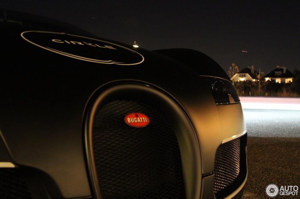 Spot van de dag: Bugatti Veyron 16.4!