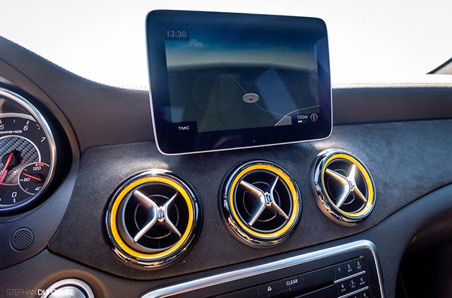 Gereden: Mercedes-AMG A 45