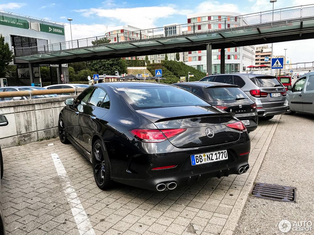 Kan Mercedes-AMG CLS 53 al op jullie goedkeuring rekenen?