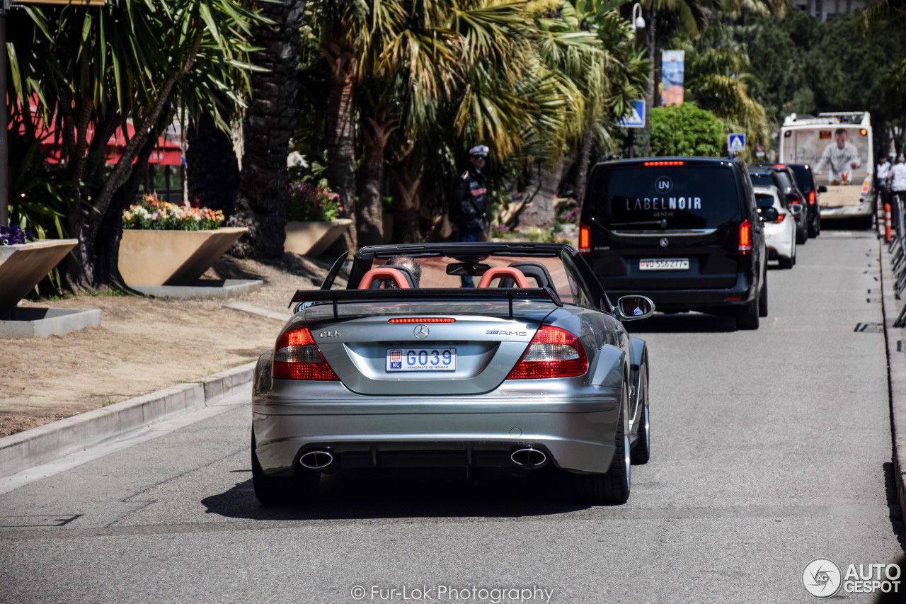 Tijdloos beest: Mercedes-Benz CLK DTM AMG Cabriolet