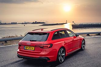 Gereden: Audi RS4 Avant B9
