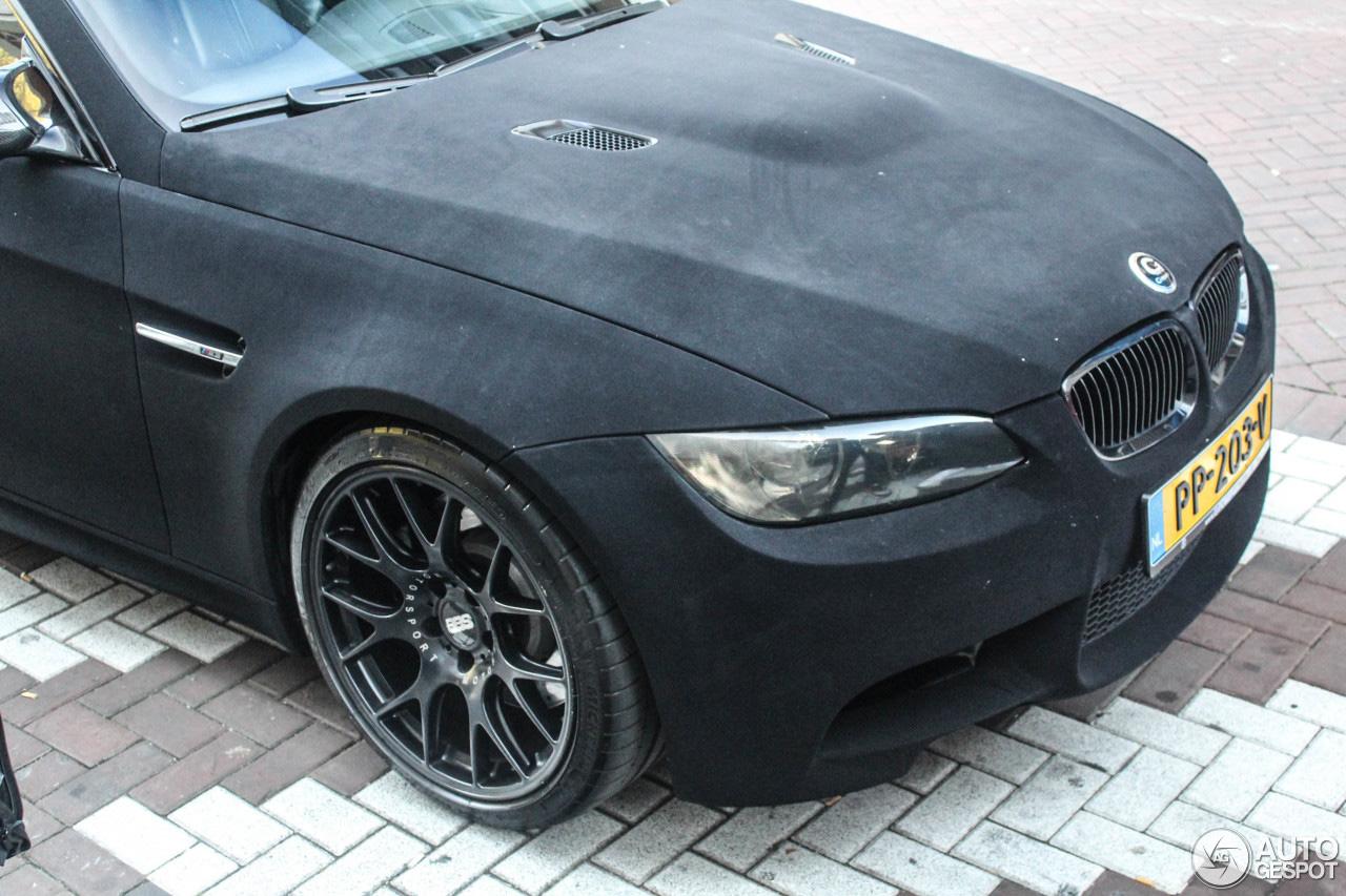 BMW G-Power M3 E92 Coupé wil geaaid worden
