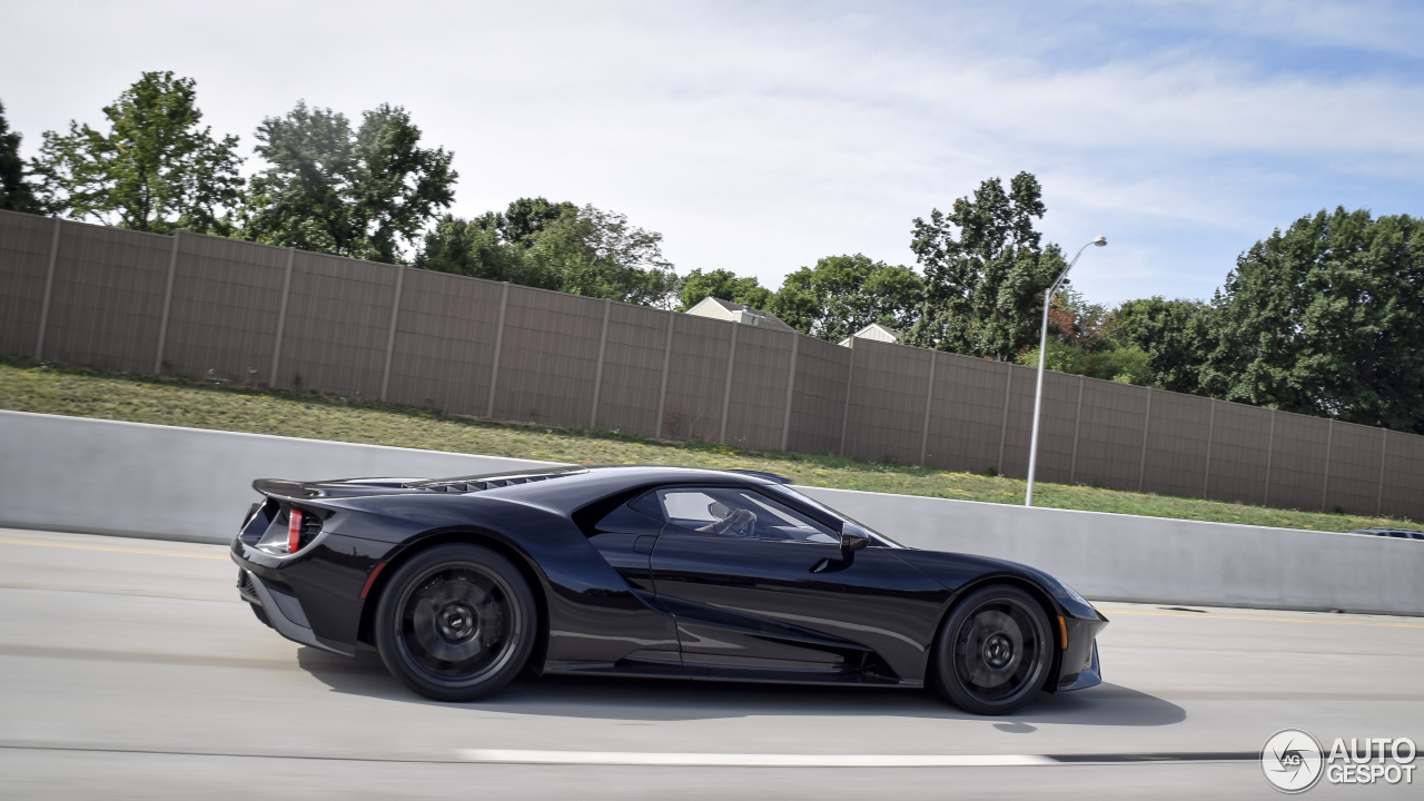 Ford is increasing GT Production