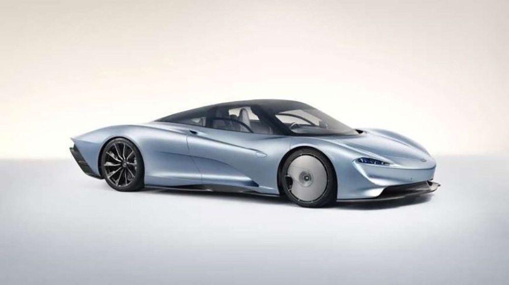 News: McLaren Speedtail