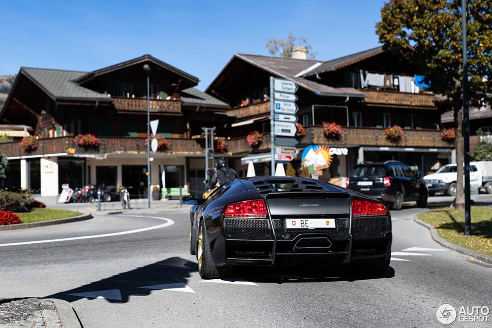 Met deze Lamborghini waan je je in de hemel