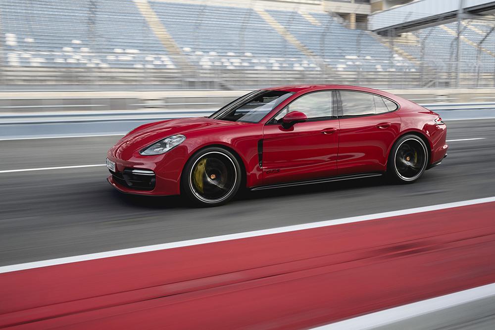 Porsche komt met de Panamera GTS