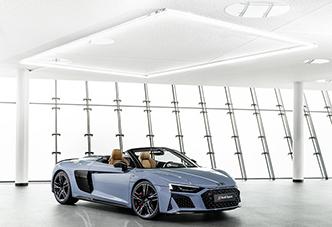 Nieuwe Audi R8 Coupé en Spyder krijgen punch die ze verdienen