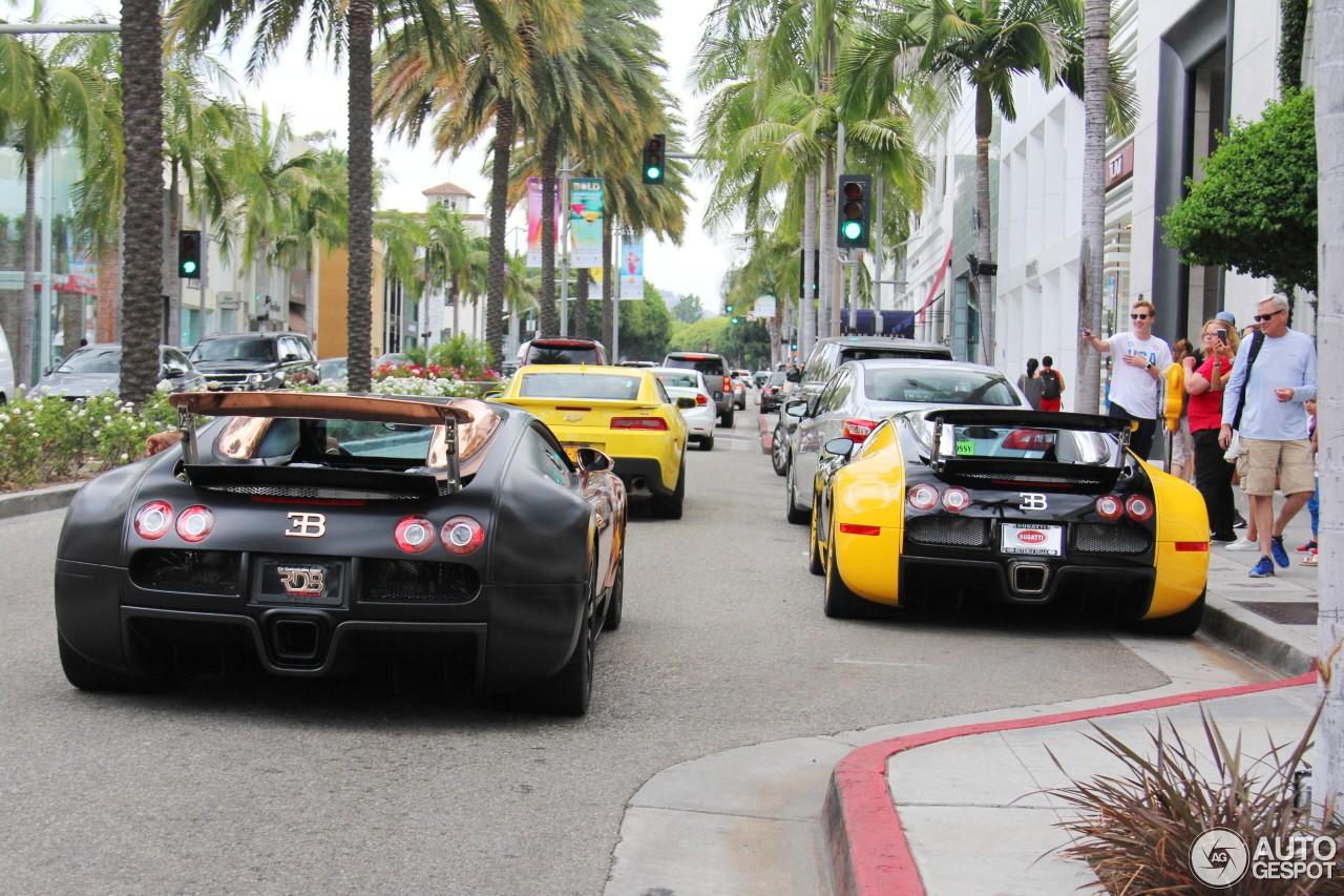 Beverly Hills bewijst z'n klasse met twee Veyrons