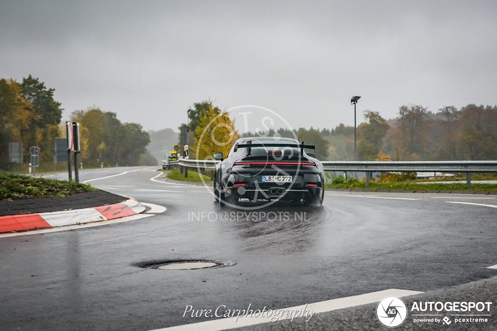 Wij willen de Porsche 992 GT3 nu zien!