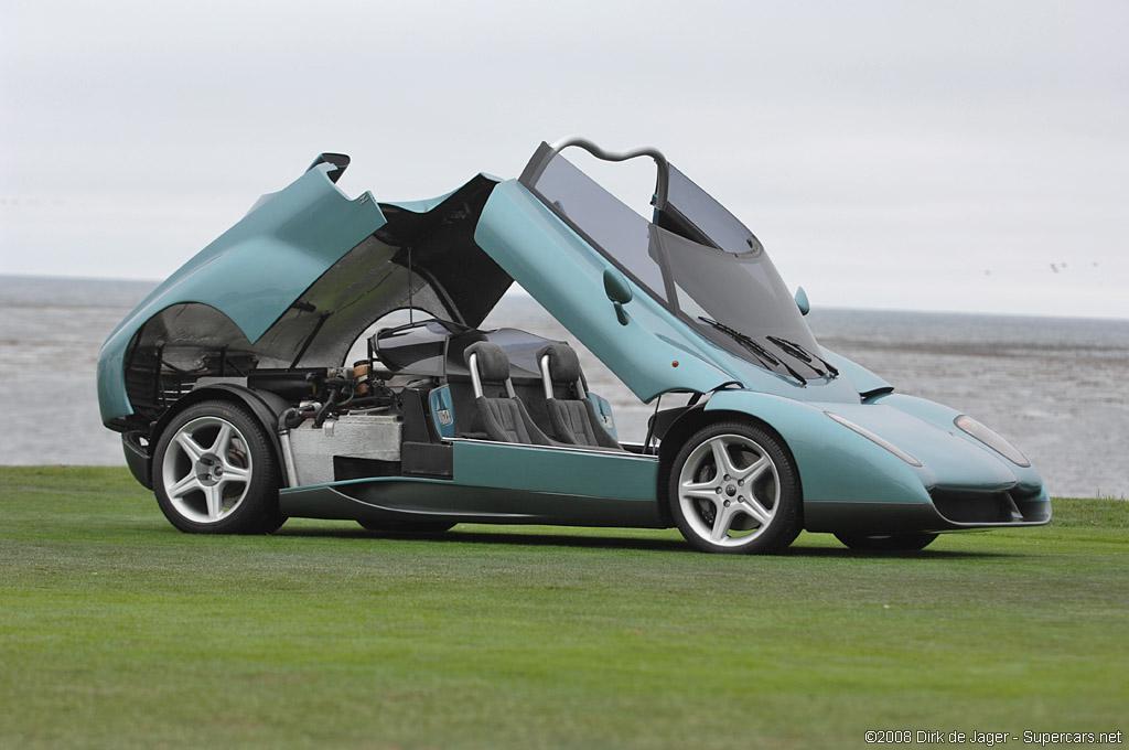 Altijd al een concept car willen hebben? Grijp nu je kans!