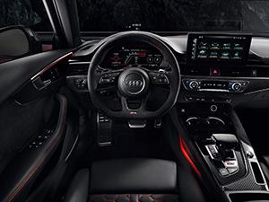 Audi RS 4 Avant weer iets scherper gemaakt