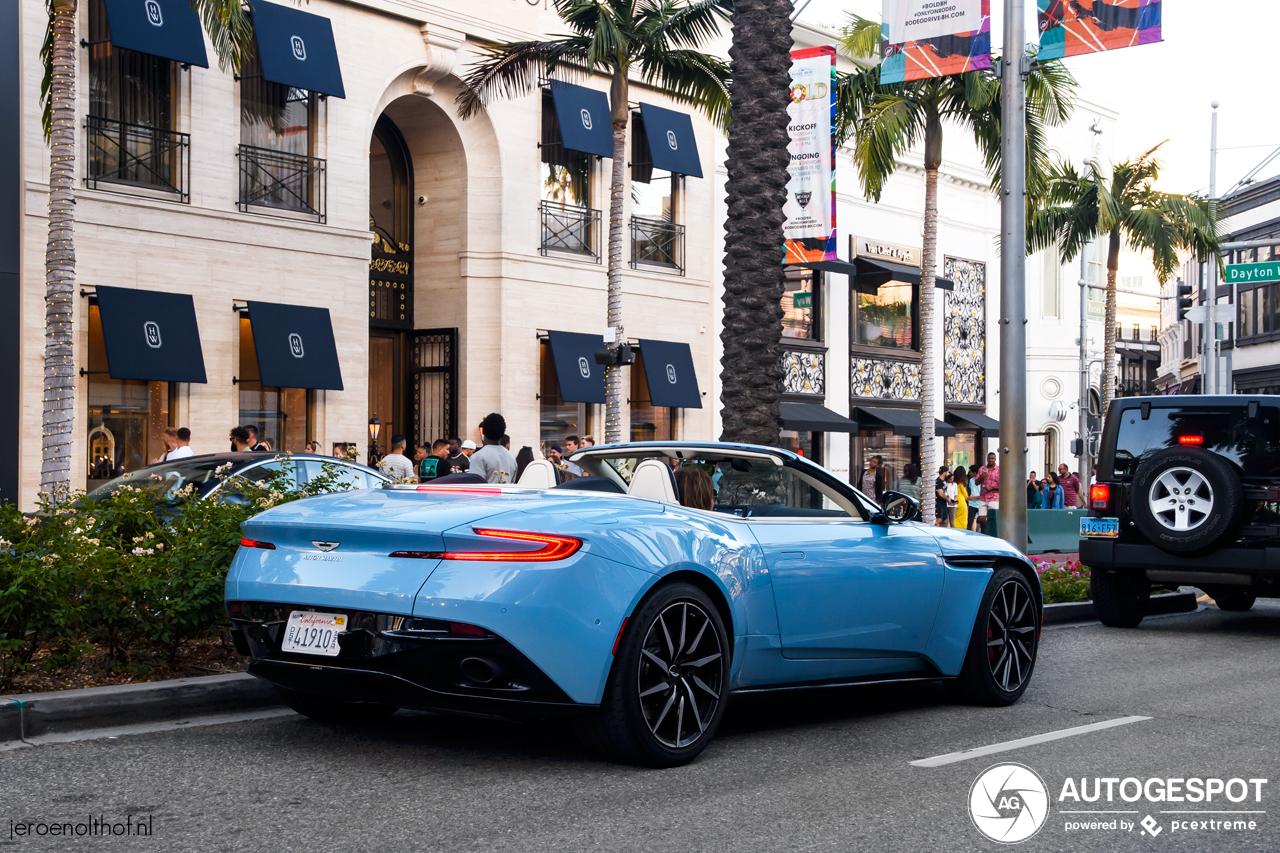 Spotter jaagt op meer dan alleen auto's in Beverly Hills