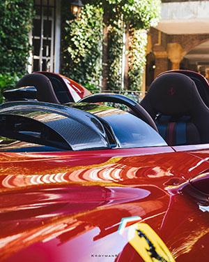 Dit is de eerste Ferrari Monza SP2 voor Nederland!