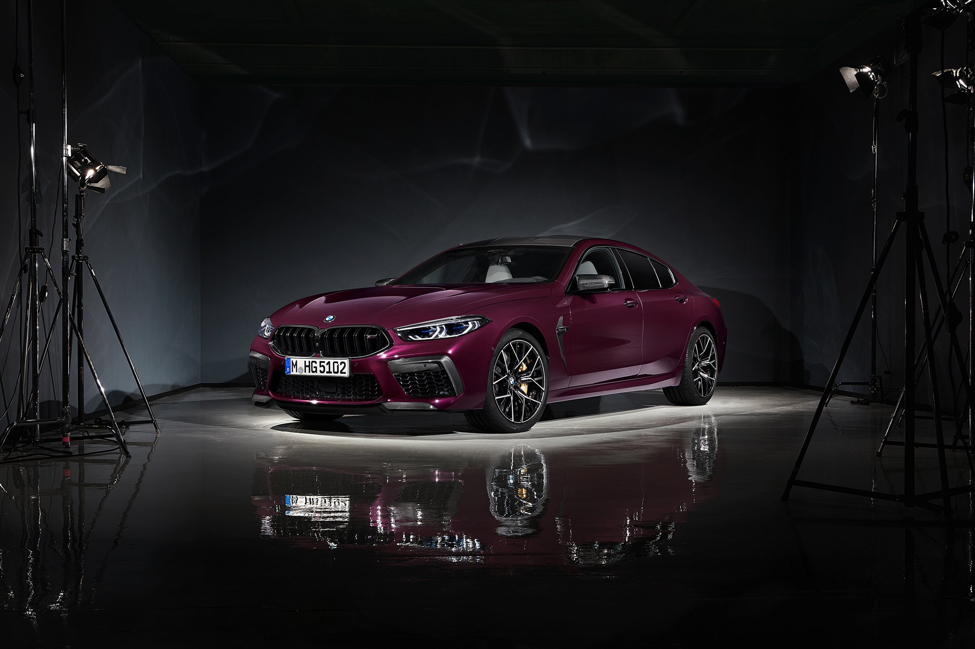Bmw M8 Gran Coupe Is Ready For U