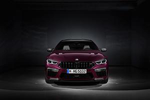 BMW M8 Gran Coupé komt lekker binnenzetten