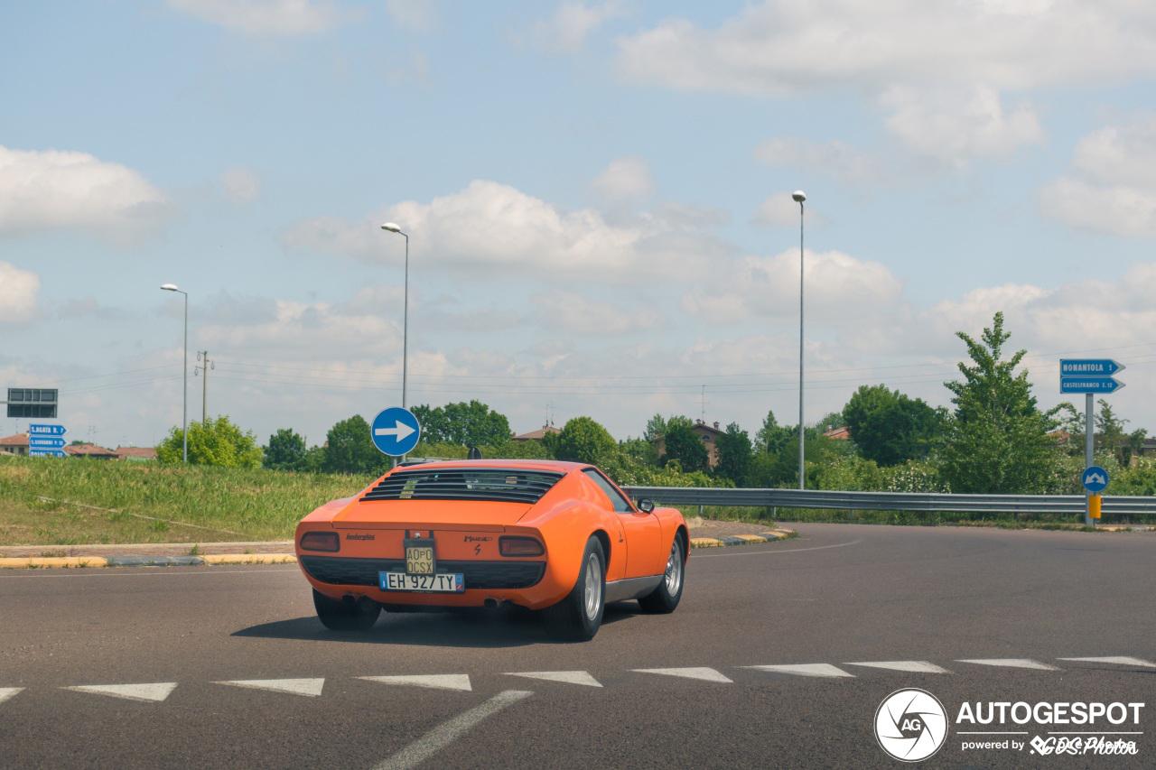Gaat jouw hart ook sneller kloppen van de Lamborghini Miura?