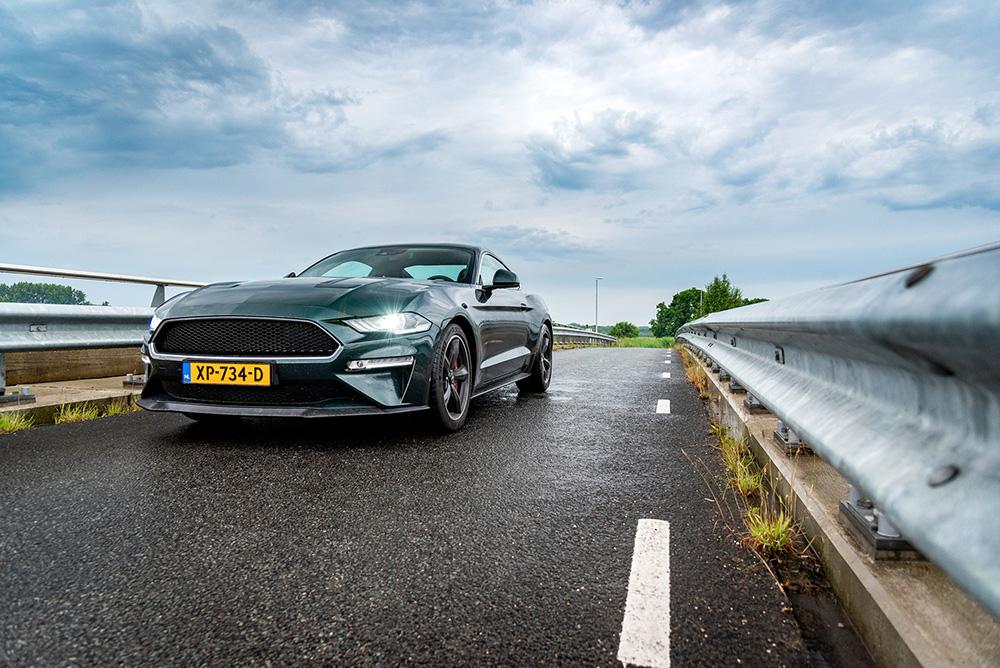 Gereden: Ford Mustang Bullitt