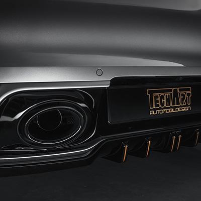 TechART verfijnt de Porsche 992 Carrera