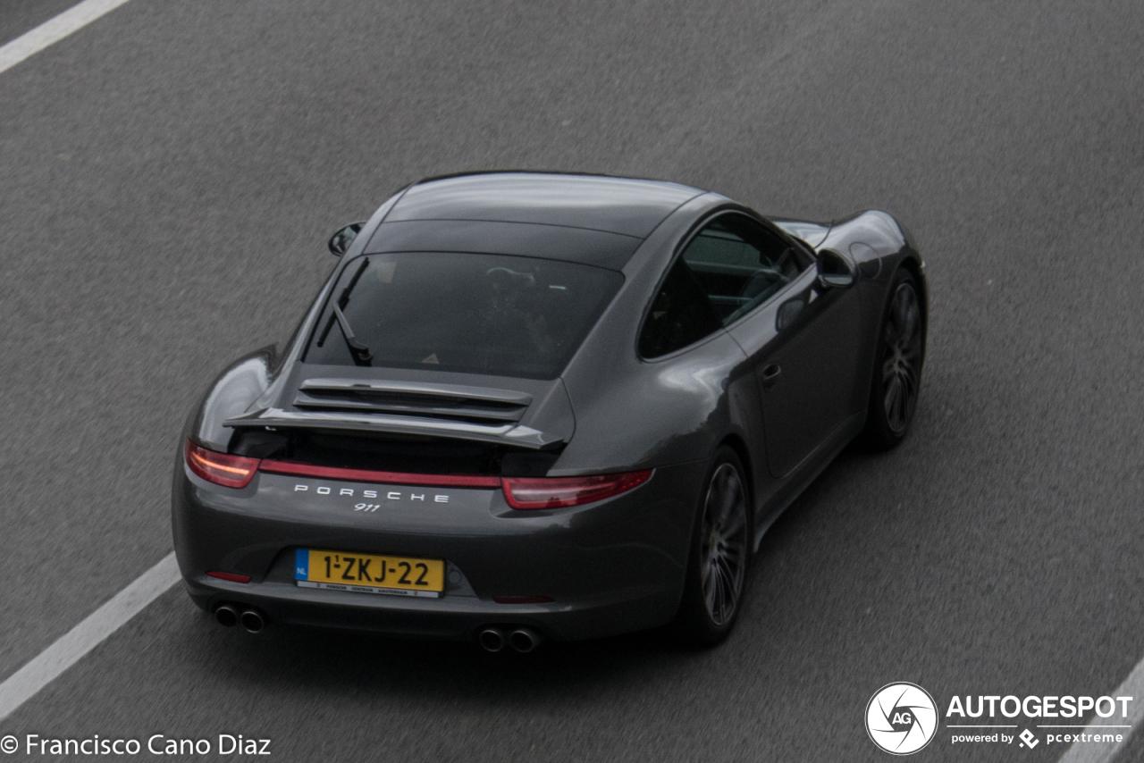 Met de Porsche naar Spanje? Makkie