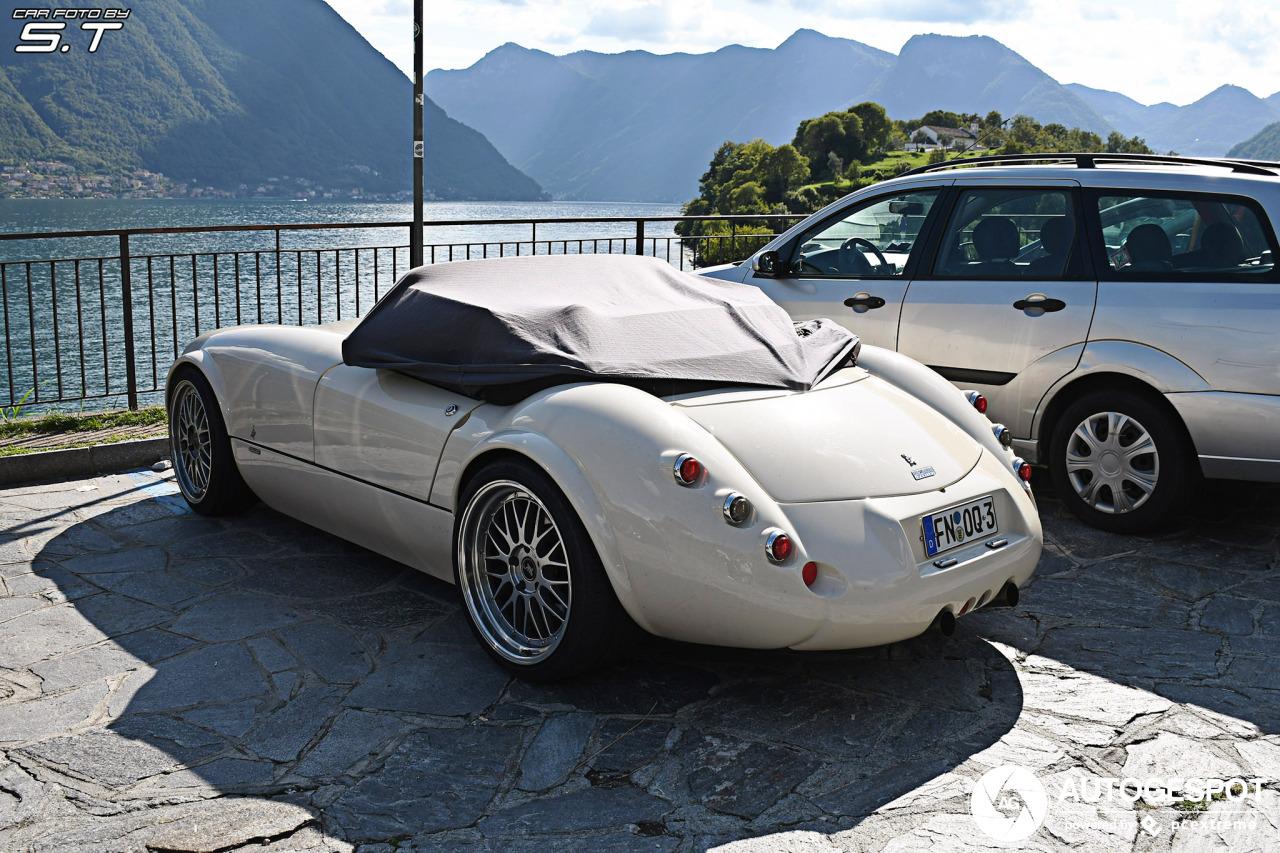 Wiesmann Roadster MF3 doet je verlangen naar de zomer