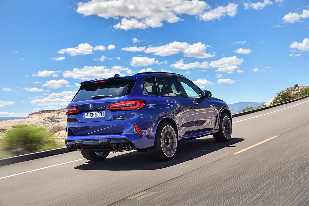 De nieuwe BMW X5 M, X5 M Competition, X6 M en X6 M Competition