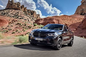 The new BMW X5 M, X5 M Competition, X6 M and X6 M Competition