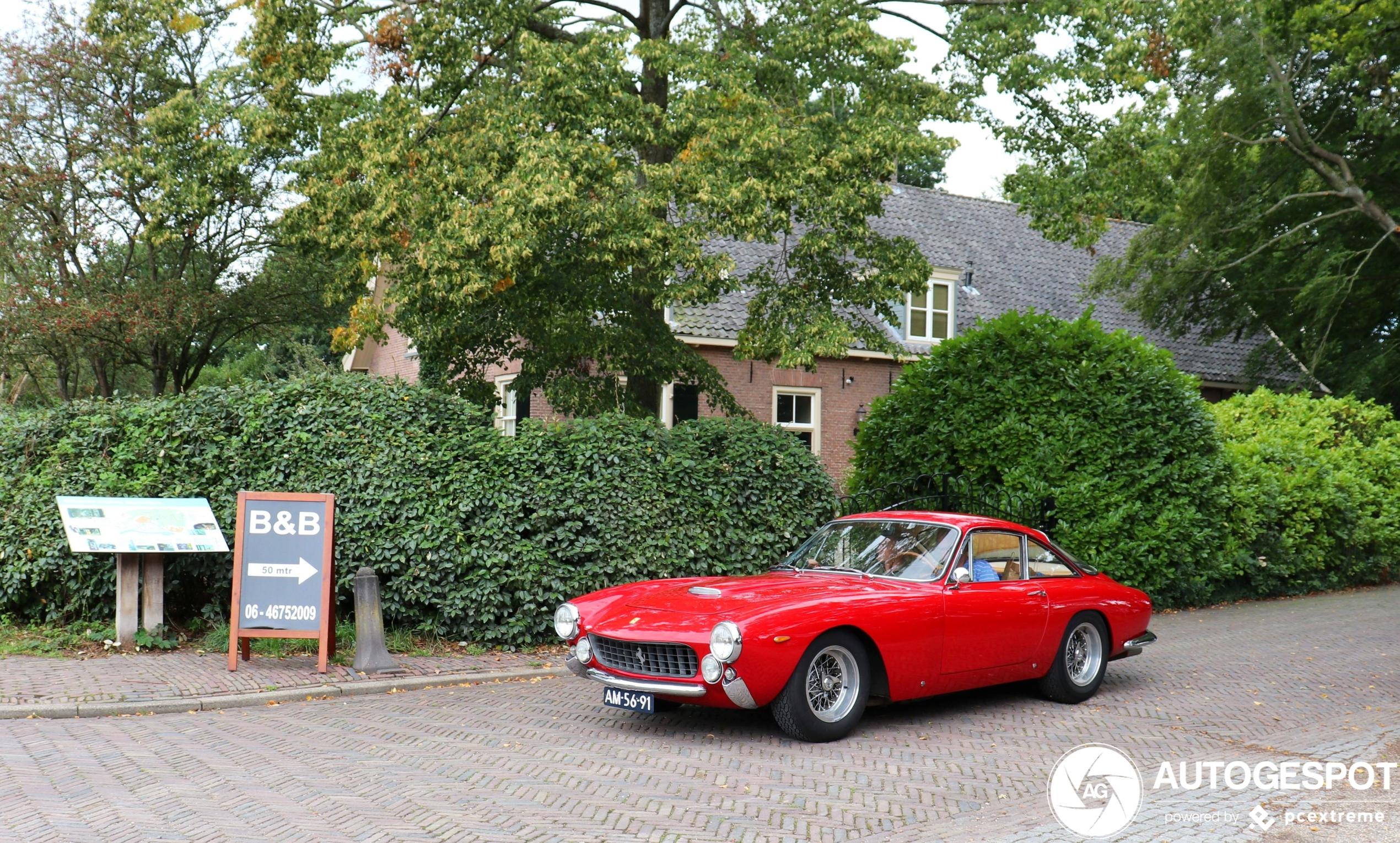 Spot van de dag: Ferrari 250 GT Berlinetta Lusso