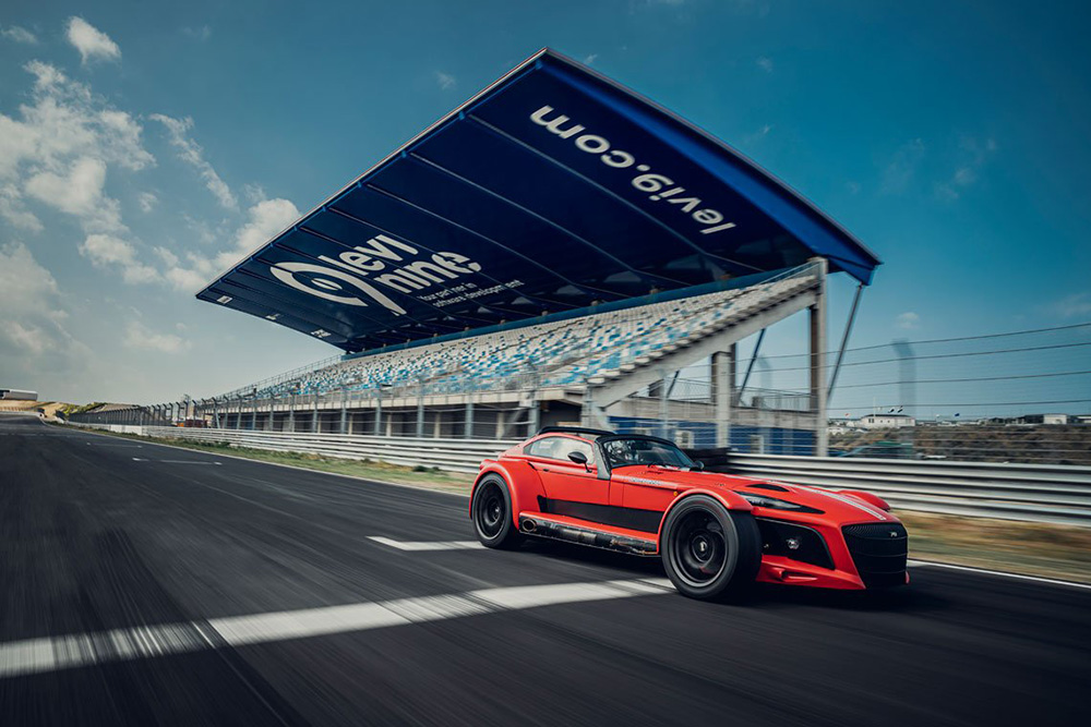 Donkervoort GTO-JD70 R goes a step further