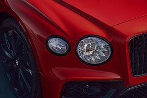 Bentley komt met groenere Flying Spur