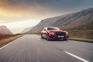 Bentley komt met groenere Flying Spur