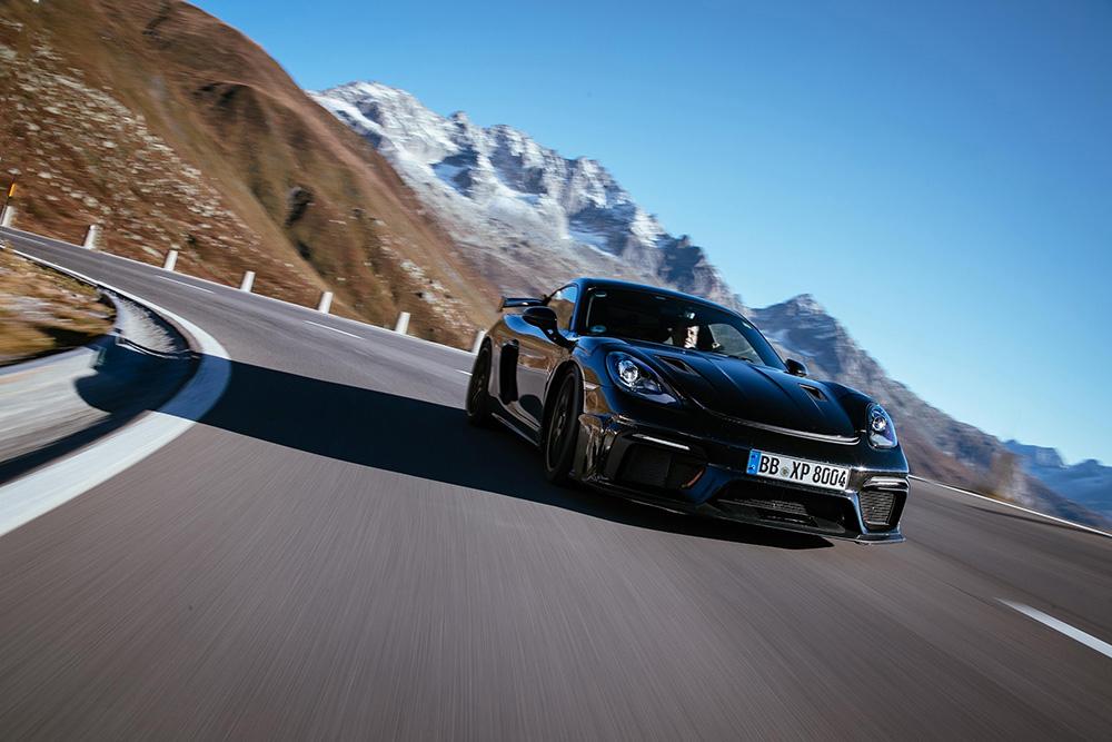 Het wachten wordt beloond: Porsche Cayman GT4 RS