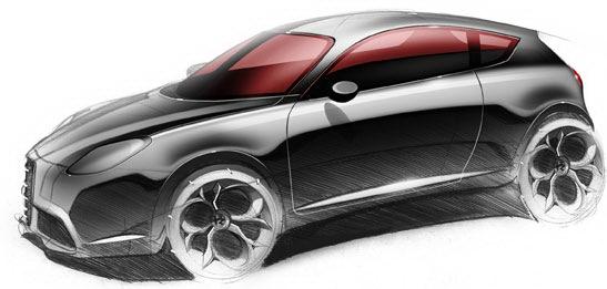 Lekker creatief namen verzinnen met Alfa Romeo