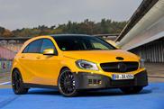 Первые фото нового Mercedes-Benz A 45 AMG