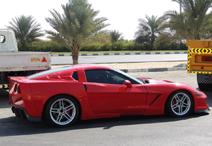 Project failed: Corvette C6 by Arsha Design
