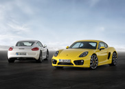 Ya es oficial: ¡El nuevo Porsche Cayman!