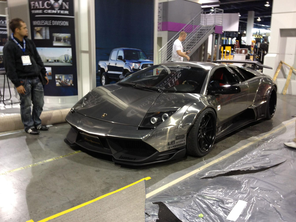 Never Too Late Widebody For The Lamborghini Murci 233 Lago