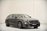 Brabus модернизировал Mercedes-Benz CLS Shooting Brake