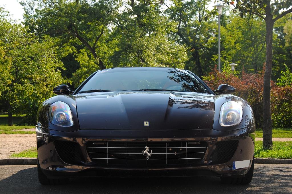 Ferrari Owners Club Hungary Shows Its Beauties