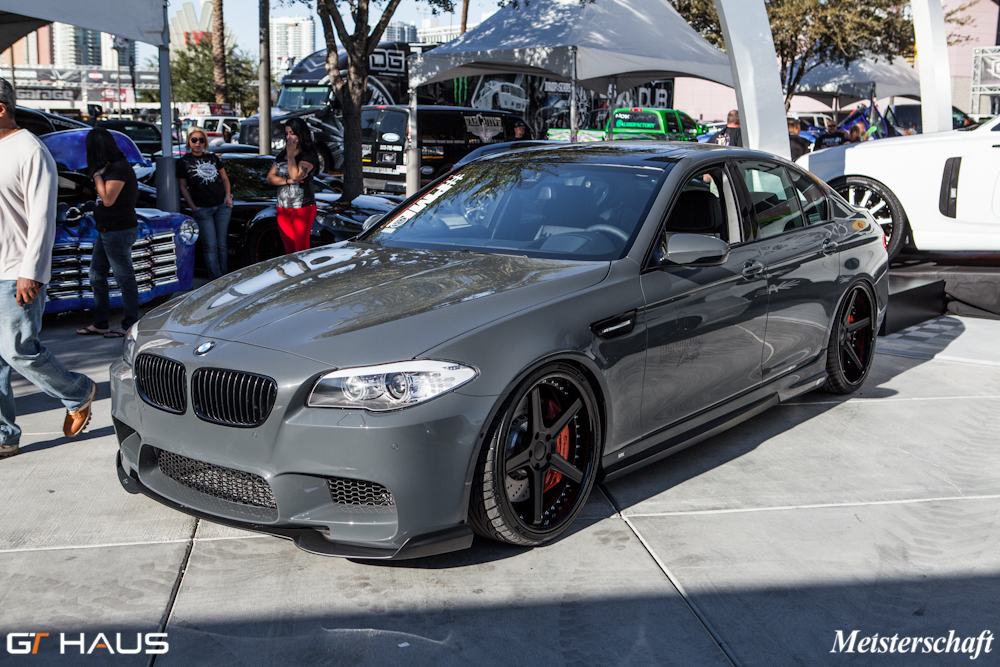 Platinum Motorsport Takes Care Of The Bmw M5 F10