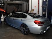 Главные новости! Новые фотографии BMW M6 Gran Coupe!